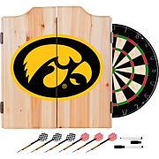 NCAA Dart Cabinet - University of Iowa