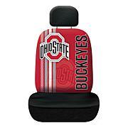 NCAA Rally Seat Cover - Ohio State