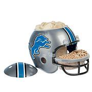 NFL Plastic Snack Helmet - Lions