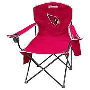 NFL Quad Chair with Armrest Cooler - Cardinals
