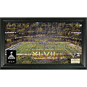 NFL Ravens Super Bowl XLVII Champs Signature Collection