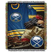 NHL Vintage Tapestry Throw - Sabres