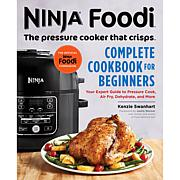 """Ninja Foodi: The Pressure Cooker That Crisps"" Handsigned Cookbook"