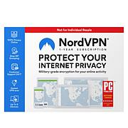 NordVPN Internet Privacy and Security 1-Year Service for 6 Devices