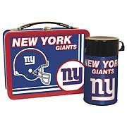 Nostalgic Tin Team Lunchbox - New York Giants - NFL