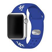 Officially Licensed MLB Apple Watchband 38/40mm - LA Dodgers, Blue