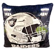"""Officially Licensed NFL 16"""" x 16"""" Light Up Pillow"""