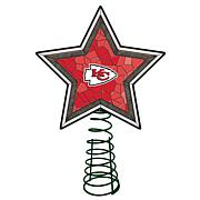 Officially Licensed NFL Mosaic Tree Topper