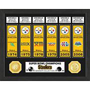 Officially Licensed NFL Super Bowl Collection Photo Mint