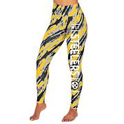 Officially Licensed NFL Women's Streak Legging by Zubaz