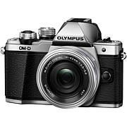 Olympus OM-D Series 16MP Camera with 14-42mm EZ Lens