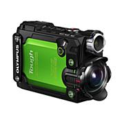Olympus Stylus Tough TG-Tracker Action Camera - Green