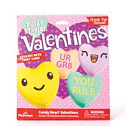 Paper House Candy Hearts Valentine Cards