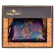 Patricia Nash Borse Leather Coin Purse with Gift Box