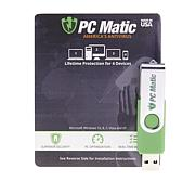 PC Matic 4 PC Antivirus, Tune-Up and Ad Blocker for Owner's Lifetime
