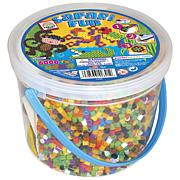 Perler Fused Bead Bucket Kit - Safari Fun