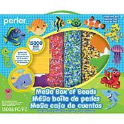 Perler Mega Fused Bead Kit - Under The Sea