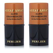 Perlier Shea & Argan All Over Ultra Hydrating Sticks