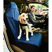 Pet Life Open Road Mess-Free Vehicle Single-Seat Cover Protector