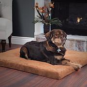 PAW Super Foam Pet Bed - Clay