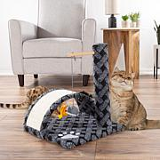 PETMAKER Cat Scratching Post with Toys
