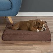 PETMAKER Orthopedic Egg Crate/Memory Foam Pet Bed
