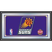 Phoenix Suns NBA Framed Logo Mirror