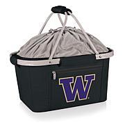 Picnic Time Portable Basket - University of Washington