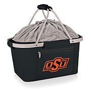 Picnic Time Portable Metro Basket - Oklahoma State