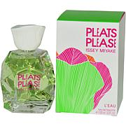 Pleats Please Leau by Issey Miyake EDT for Women 3 oz.