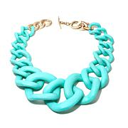 "Rara Avis by Iris Apfel Big Freeform 24"" Link Necklace"