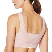 Rhonda Shear 2-pack Seamless Leisure Bra with Removable Pads