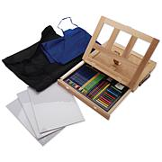 Royal Langnickel Easel Art Set with Easy to Store Bag
