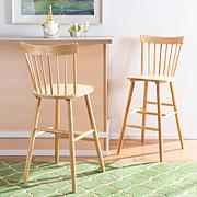 Safavieh Providence Bar Stool 2-pack