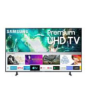 Samsung RU8000 4K Ultra HD Smart TV with 2-Year Warranty