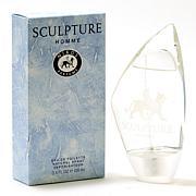 Sculpture For Men By Nikos Eau De Toilette Spray - 3.3 oz.