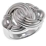 Sevilla Silver™ Interlocking Ring