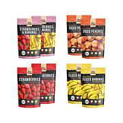 Simple Kitchen Freeze-Dried Fruit Variety 8-pack AS