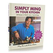 "Simply Ming ""In Your Kitchen"" Handsigned Cookbook"