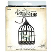 Sizzix Bigz BIGkick/Big Shot Die - Caged Bird