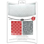 Sizzix Textured Impressions Embossing Folders