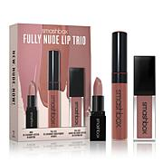 Smashbox Fully Nude Lip Trio