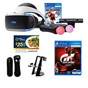 Sony PS4 Marvel Iron Man VR Game Bundle with Gran Turismo VR Game