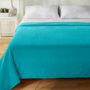 South Street Loft Lightweight Plush Blanket - Solids