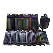 Spectrum Noir 72-piece Blendable Alcohol Markers with Zipper Case