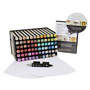 Spectrum Noir Classiques Blend Markers, Paper & Storage Bundle - Small