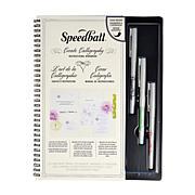 Speedball Lettershop Calligraphy Project Set