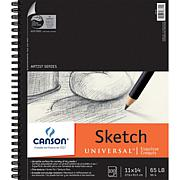 "Spiral Sketch Book 11"" x 14"" - 100 Sheets"
