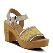 Spring Step Tiada Leather Sandals