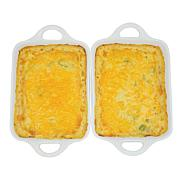 St. Clair 2-pack Broccoli Rice with Cheddar Topping